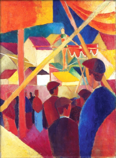 Tightrope Walker (1914)