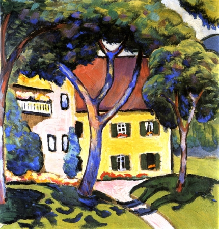Staudacher's House At The Tegernsee