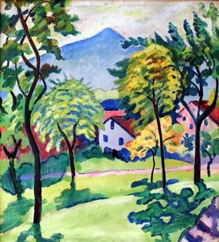 Tegernsee Landscape