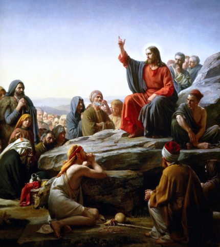 The Sermon On The Mount