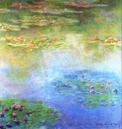 Water Lilies, 1907