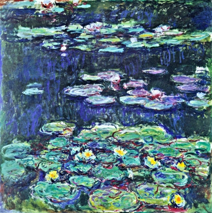 Water Lilies, 1914