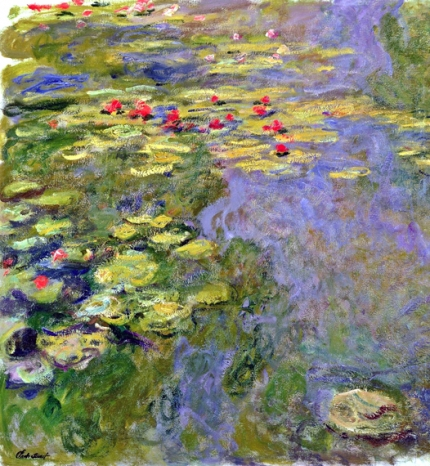 Water Lilies, 1919