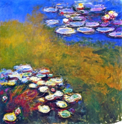 Water Lilies, 1914-17