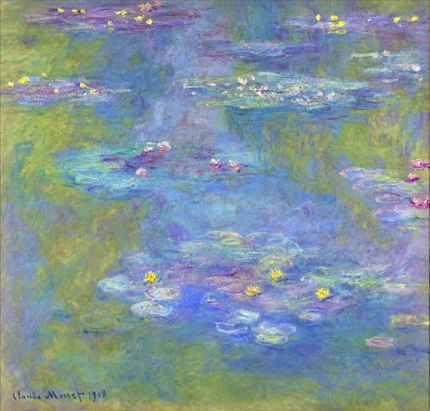Water Lilies, 1908