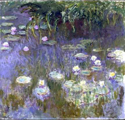 Water Lilies, 1922
