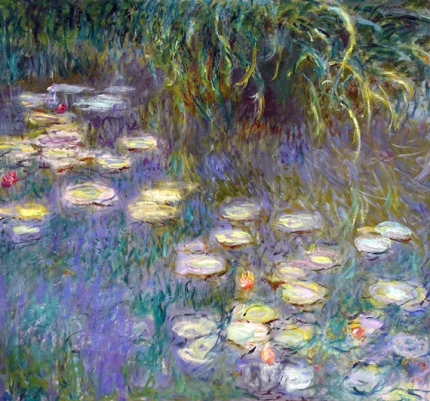 Water Lilies, 1920-26