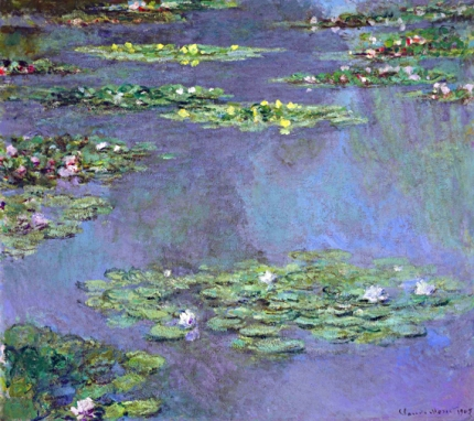 Water Lilies, 1905