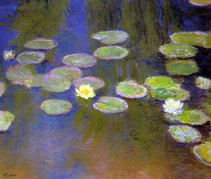 Water Lilies, 1897-99