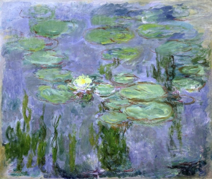 Water Lilies, 1915