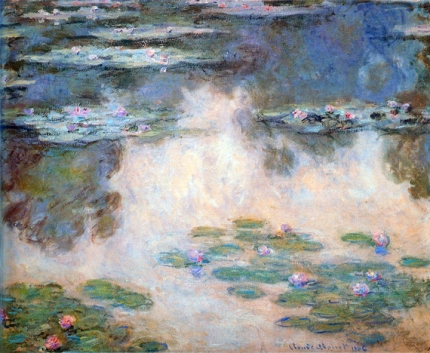 Water Lilies, 1906