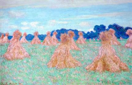 Les Demoiselles De Giverny 1894