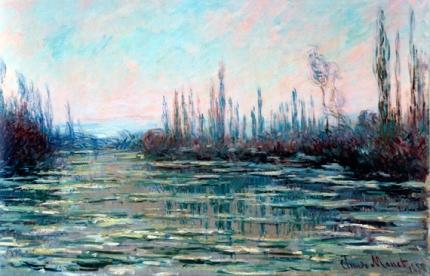 Floating Ice, 1882