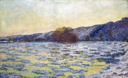 Ice Floating, 1893