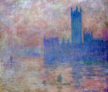 Houses of Parliament, Night Effect, 1903
