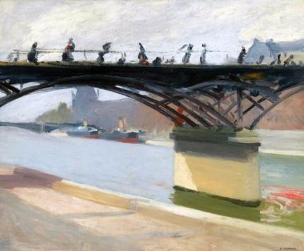 Le Pont Des Arts 1907
