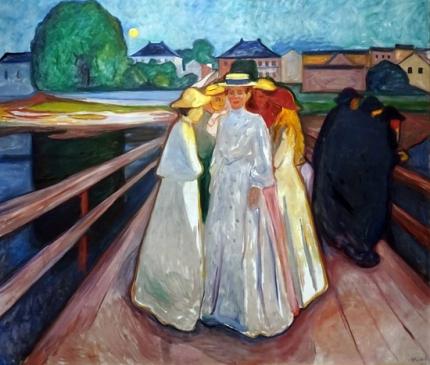 Ladies On The Bridge