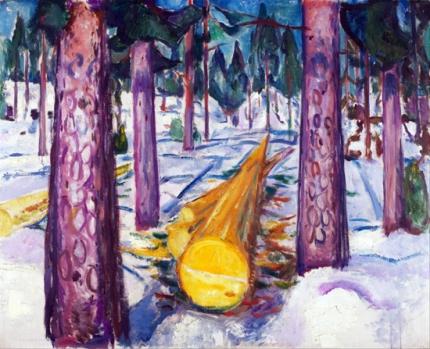 The Yellow Log