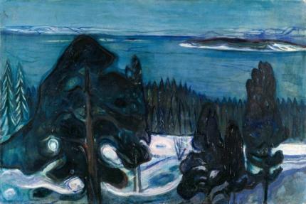 Winter Night (1900)