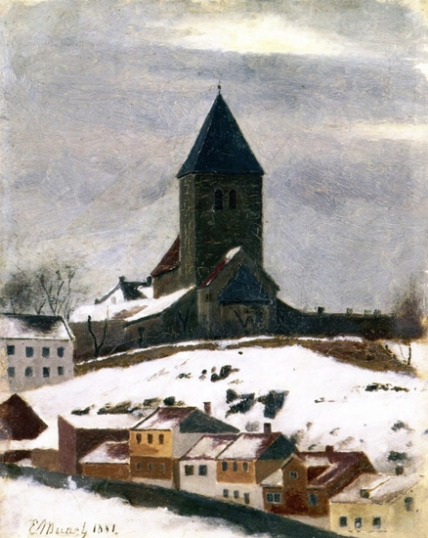 Gamle Aker Church