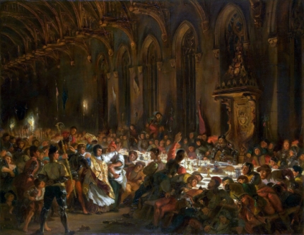 The Murder of the Bishop of Liège, 1829