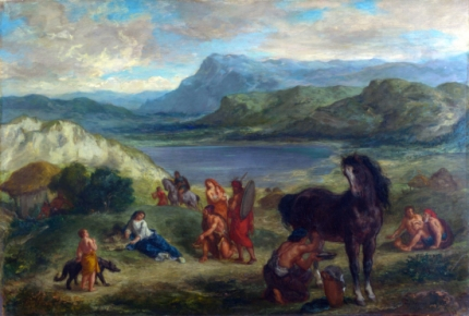 Ovid Among the Scythians 1959