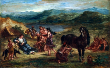 Ovid Among the Scythians 1862