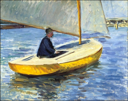 The Yellow Boat 1891