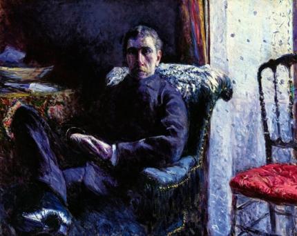 Portrait De Georges Roman 1879
