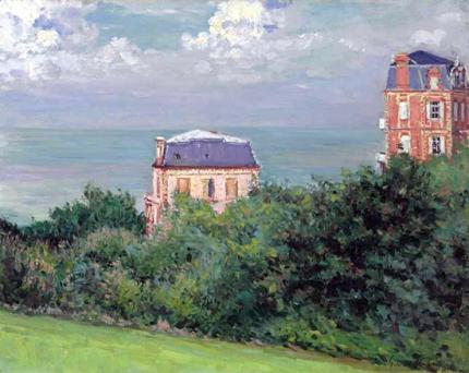 Villas à Villers-Sur-Mer 1880