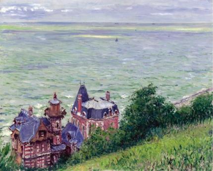 Villas à Trouville 1884