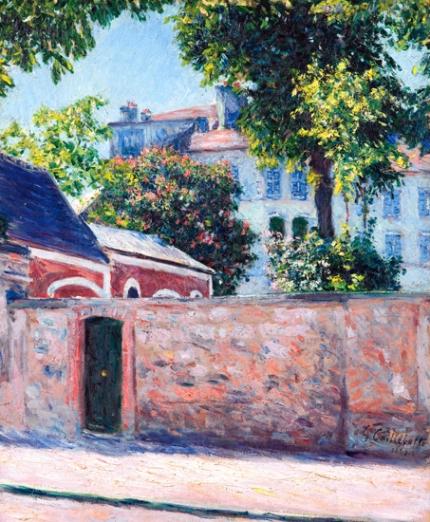 Maisons à Argenteuil 1883