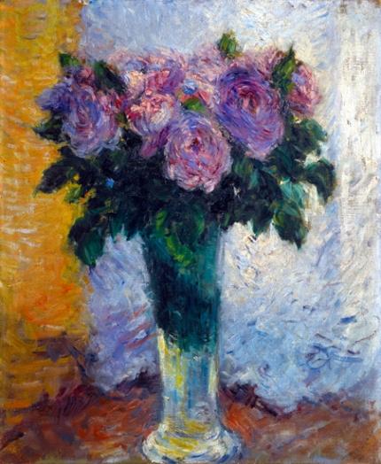 Roses Dans Un Vase 1883