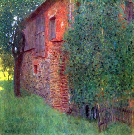 Farmhouse in Kammer Am Attersee 1901