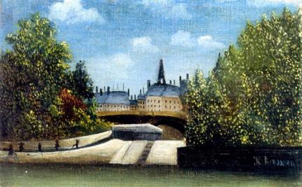 The Ile de la Cite