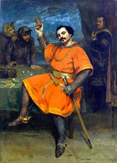 Louis Gueymard as Robert Le Diable 1857