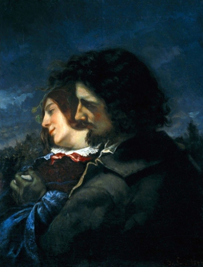 Lovers in the Countryside 1844