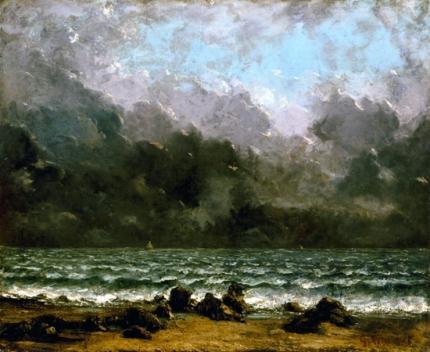 The Sea 1865