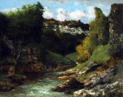 Landscape with Rocks 1872