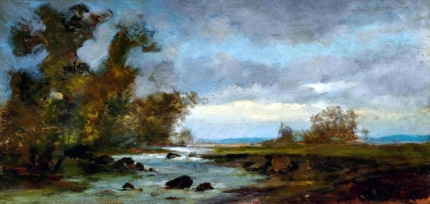 L'étang De L'estagnol