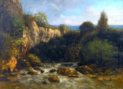 Les Gorges De La Loue