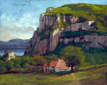 The Rock of Hautepierre 1869