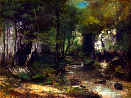 The Stream 1855