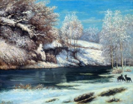 Winter Landscape 1866