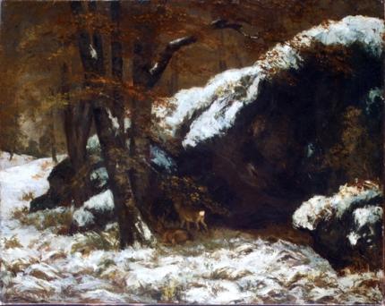 The Deer 1865