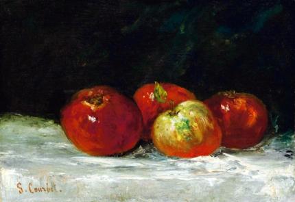 Pommes Rouges 1872
