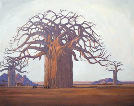 The Baobab Tree