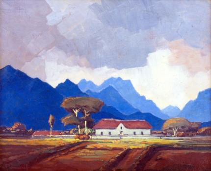 Boereplaas, Wellington, Kaap
