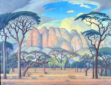 Kransberg, Rustenburg, Transvaal
