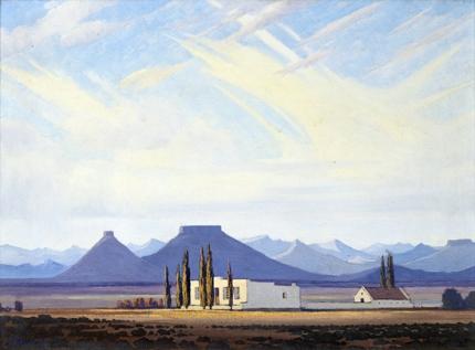 Karoo near Hofmeyer, 1930